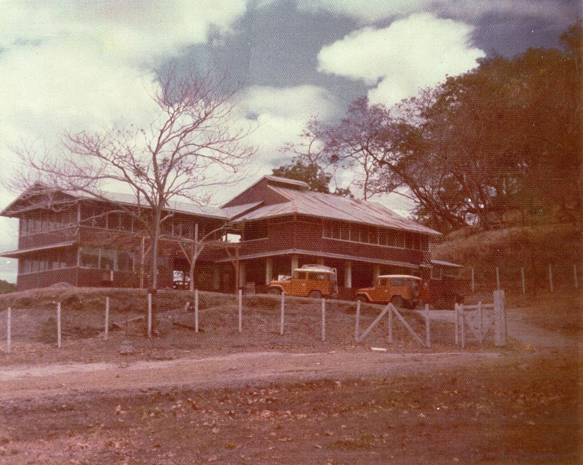 """""""Hacienda Bellavista"""" Se convertirían en las primeras oficinas administrativas de CATSA."""