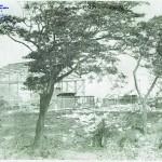 """Inicios de construcciones de lo que sería el gran complejo agroindustrial """"CATSA"""" 1976"""