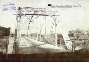 Puente sobre Río Tempisque, Guardia de Liberia