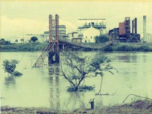 Crecida del Río Tempisque octubre de 1988